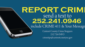 Report a Crime via Text Message