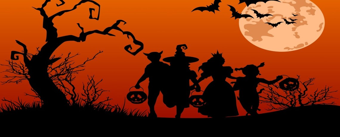 Sheriff Offers Tips for a Safe Halloween